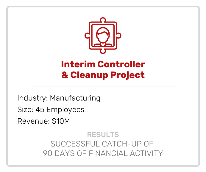 Interim Controller & Cleanup Project