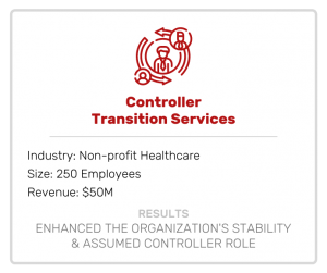 Controller Transition Services
